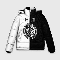 Куртка зимняя для мальчика HIM - фото 1