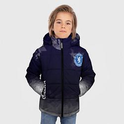 Куртка зимняя для мальчика Chelsea цвета 3D-черный — фото 2