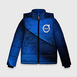 Куртка зимняя для мальчика VOLVO цвета 3D-черный — фото 1