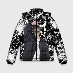 Куртка зимняя для мальчика Slava Marlow - фото 1