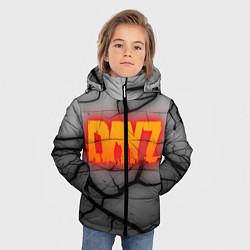 Детская зимняя куртка для мальчика с принтом DAYZ, цвет: 3D-черный, артикул: 10287940106063 — фото 2