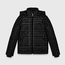 Куртка зимняя для мальчика Т цвета 3D-черный — фото 1