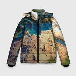 Куртка зимняя для мальчика Земля - фото 1