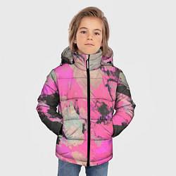Куртка зимняя для мальчика Краска - фото 2