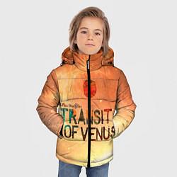 Куртка зимняя для мальчика TDG: Transin of Venus цвета 3D-черный — фото 2