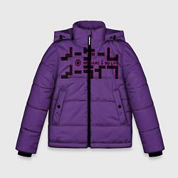 Зимняя куртка для мальчика No game no life Sora