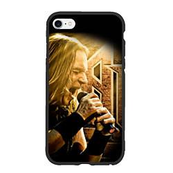 Чехол iPhone 6 Plus/6S Plus матовый Кипелов: Ария