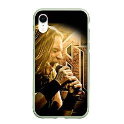 Чехол iPhone XR матовый Кипелов: Ария