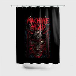Шторка для душа Machine Head: Blooded Skull цвета 3D — фото 1