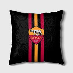 Подушка квадратная FC Roma 1927 цвета 3D — фото 1