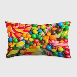 Подушка-антистресс Сладкие конфетки цвета 3D — фото 1