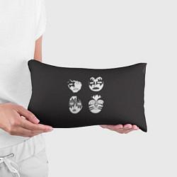 Подушка-антистресс KISS Mask цвета 3D — фото 2