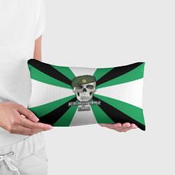Подушка-антистресс Железнодорожные войска цвета 3D — фото 2