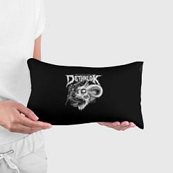 Подушка-антистресс Dethklok: Goat Skull цвета 3D — фото 2