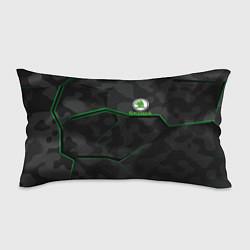 Подушка-антистресс SKODA цвета 3D-принт — фото 1