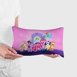 Подушка-антистресс My Little Pony цвета 3D — фото 2