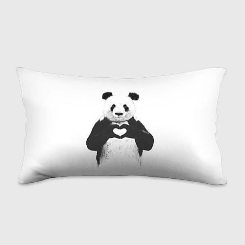 Подушка-антистресс Panda Love / 3D – фото 1