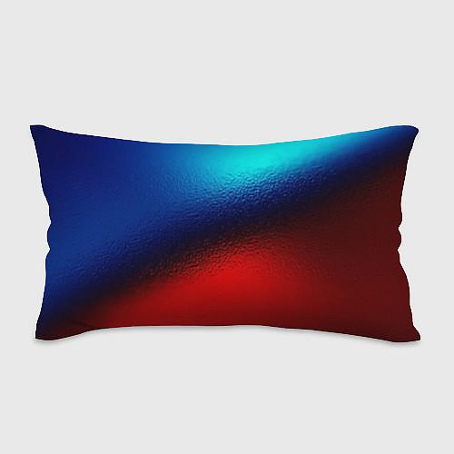Подушка-антистресс Синий и красный / 3D – фото 1