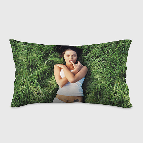 Подушка-антистресс Анджелина Джоли / 3D – фото 1