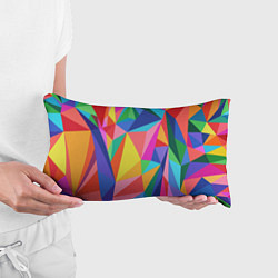 Подушка-антистресс Радуга цвета 3D — фото 2