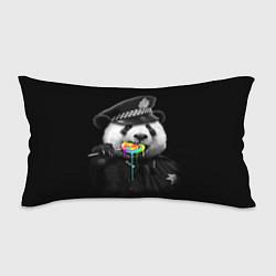 Подушка-антистресс Панда с карамелью цвета 3D — фото 1