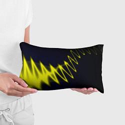Подушка-антистресс Молния цвета 3D — фото 2
