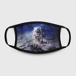 Маска для лица Starfield: Astronaut цвета 3D — фото 2