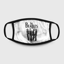 Маска для лица The Beatles: White Side цвета 3D-принт — фото 2