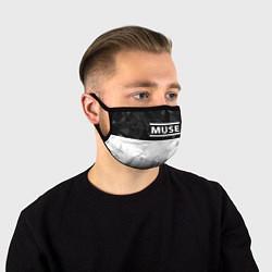 Маска для лица Muse цвета 3D — фото 1