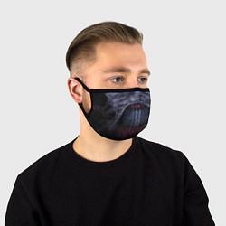 Маска для лица NEMESIS MASK цвета 3D-принт — фото 1