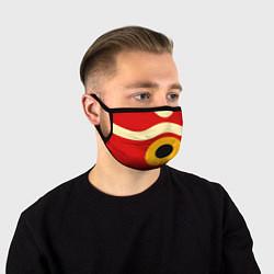 Маска для лица ПРИНЦЕССА МОНОНОКЕ цвета 3D — фото 1