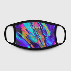 Маска для лица PARAMORE цвета 3D-принт — фото 2