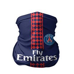 Бандана-труба PSG FC: Original 2018 цвета 3D-принт — фото 1