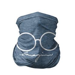 Бандана-труба Imagine John Lennon цвета 3D — фото 1