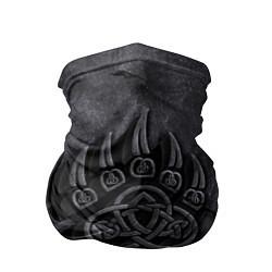 Бандана-труба Печать Велеса цвета 3D — фото 1