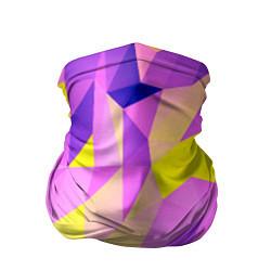 Бандана-труба Texture цвета 3D — фото 1