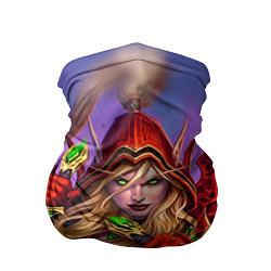 Бандана-труба Варкрафт 41 цвета 3D — фото 1