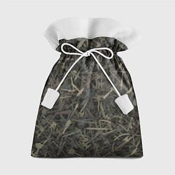 Мешок для подарков Камуфляж с холодным оружием цвета 3D — фото 1