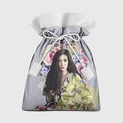 Мешок для подарков Lorde Floral цвета 3D-принт — фото 1