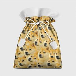 Мешок для подарков Doge цвета 3D — фото 1