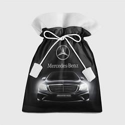 Мешок для подарков Mercedes цвета 3D — фото 1