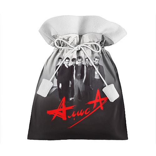 Подарочный мешок АлисА: Трасса E95 / 3D – фото 1