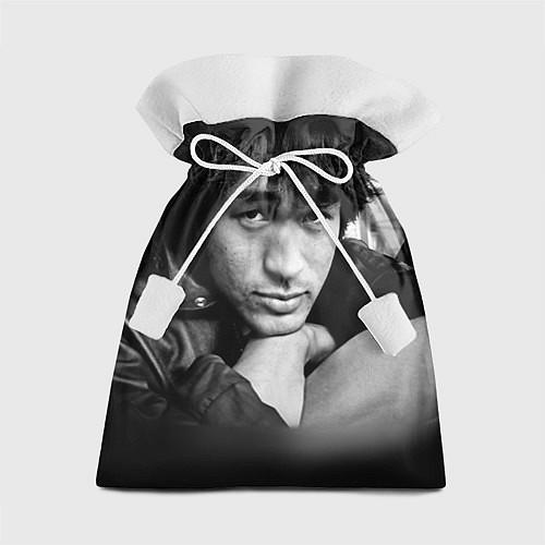 Подарочный мешок Виктор Цой / 3D – фото 1