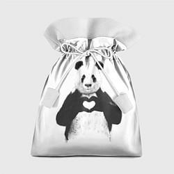 Подарочный мешок Panda Love