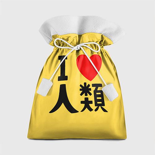 Подарочный мешок No game no life Sora / 3D – фото 1