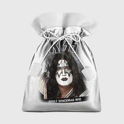 Подарочный мешок KISS: Adult spaceman wig