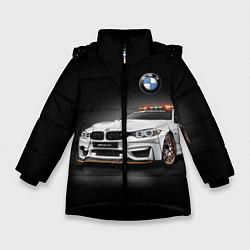 Зимняя куртка для девочки Safety car