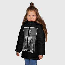 Куртка зимняя для девочки Manny Pacquiao: Photo - фото 2