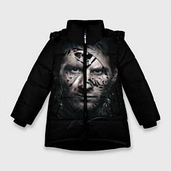 Куртка зимняя для девочки Messi Black цвета 3D-черный — фото 1