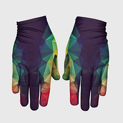 Перчатки Grazy Poly VPPDGryphon цвета 3D — фото 1